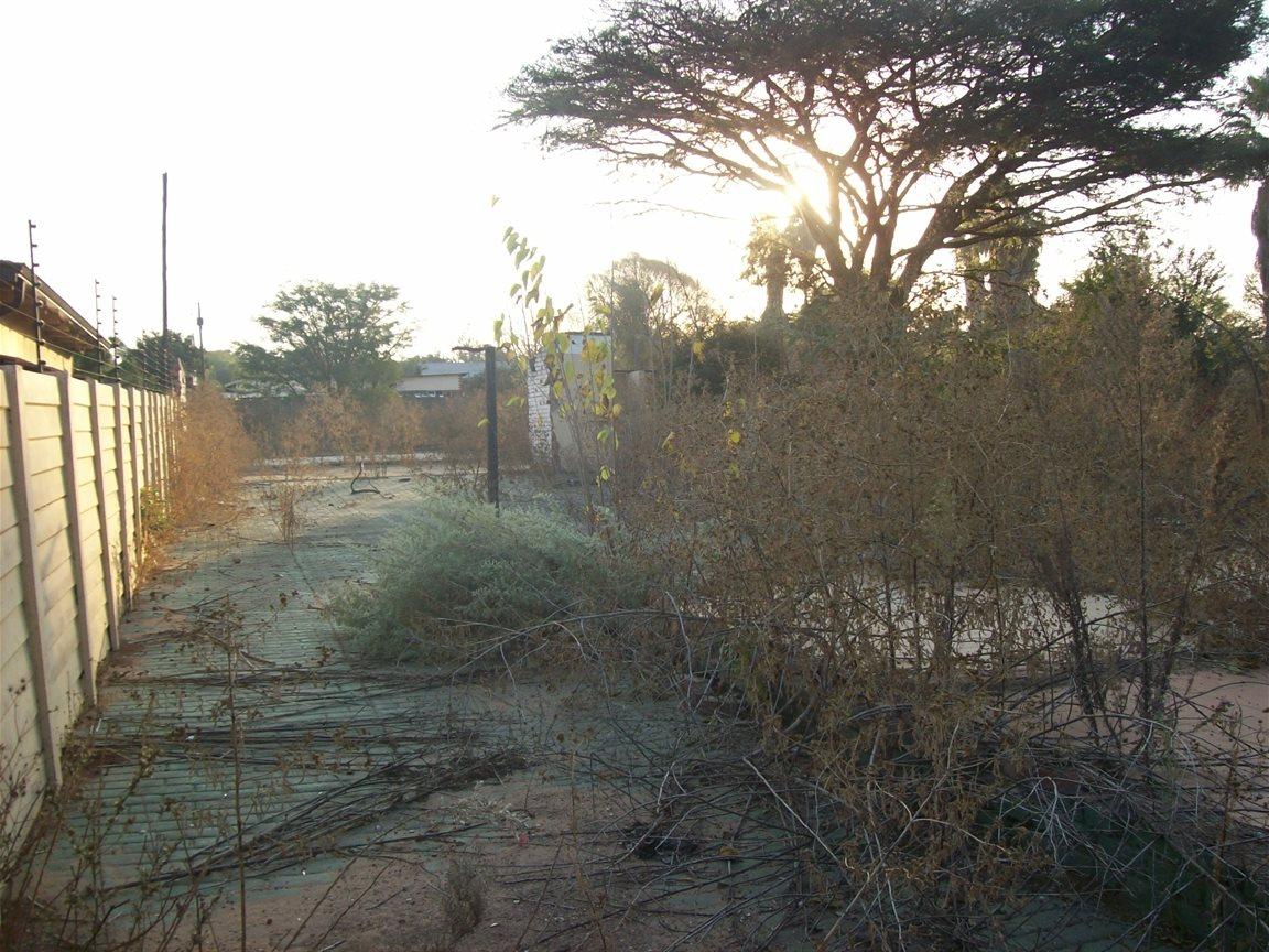 Vacant Land in Pretoria North