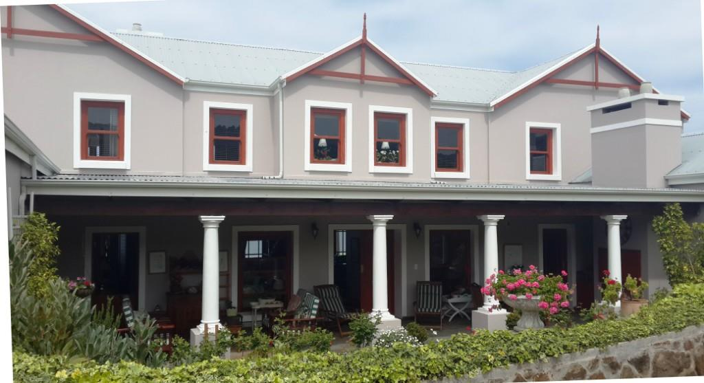 French style house for sale in Outeniquastrand.