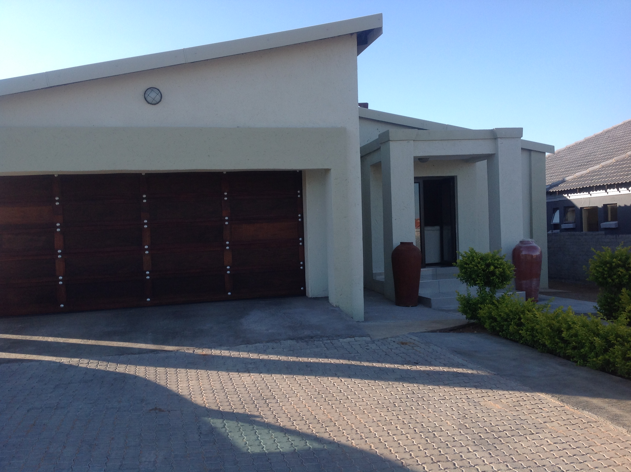 3 Bedroom house in a security estate