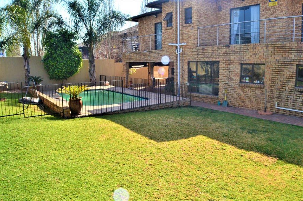 Free Standing 4 Bed Home