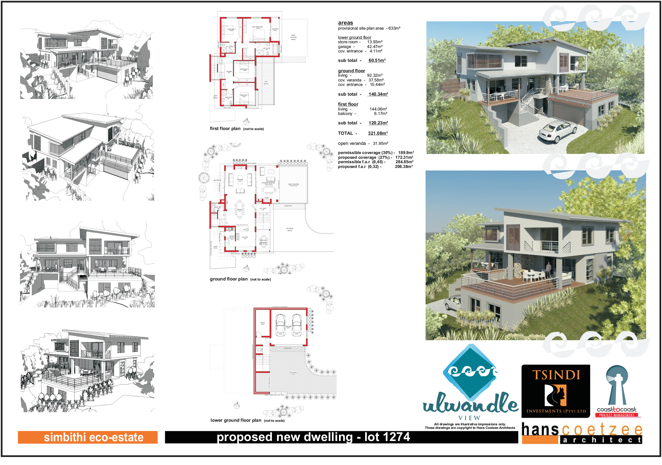 4 BedroomHouse For Sale In Simbithi Eco Estate