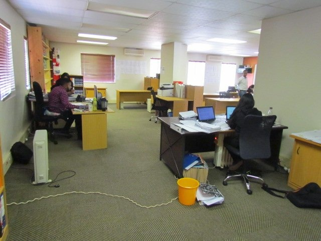 High visibility commercial offices