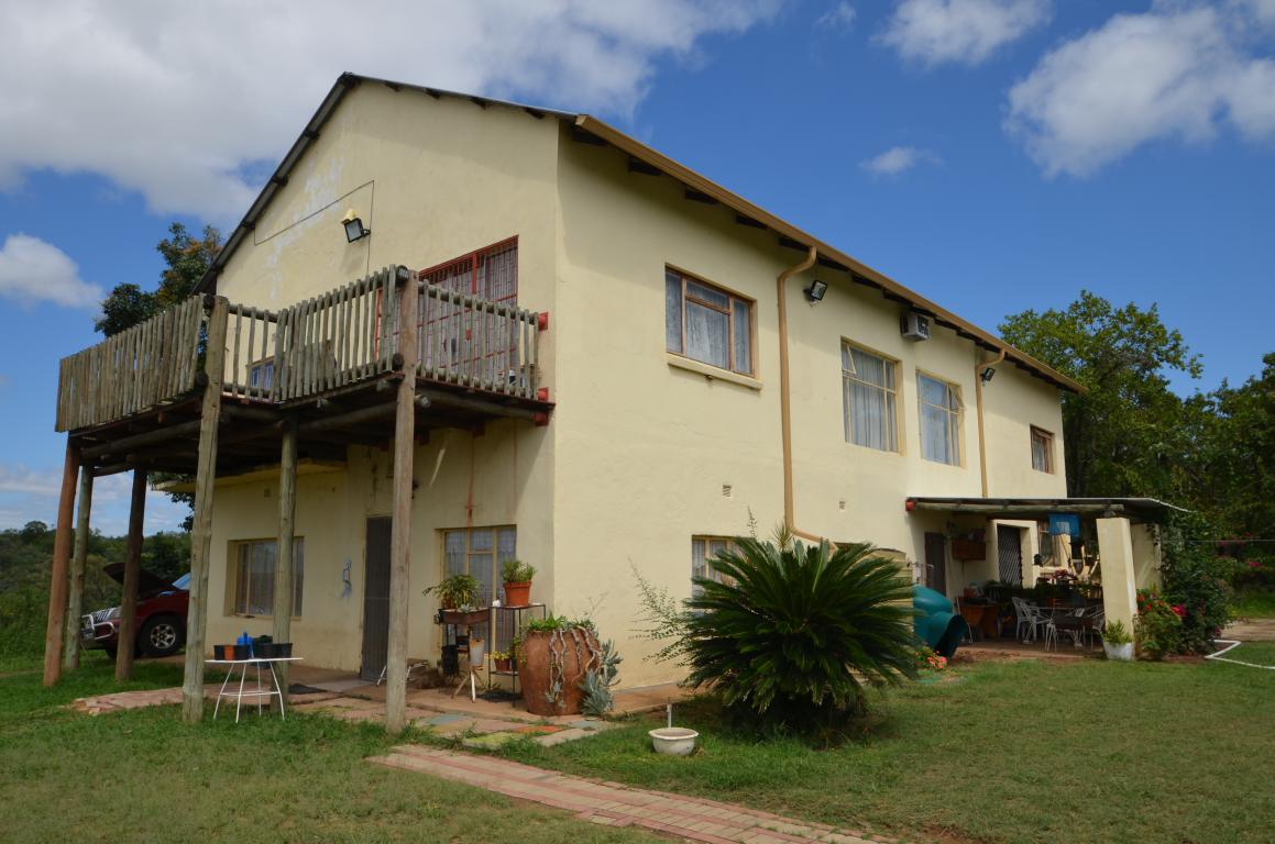 21ha Double Storey house with magnificent view