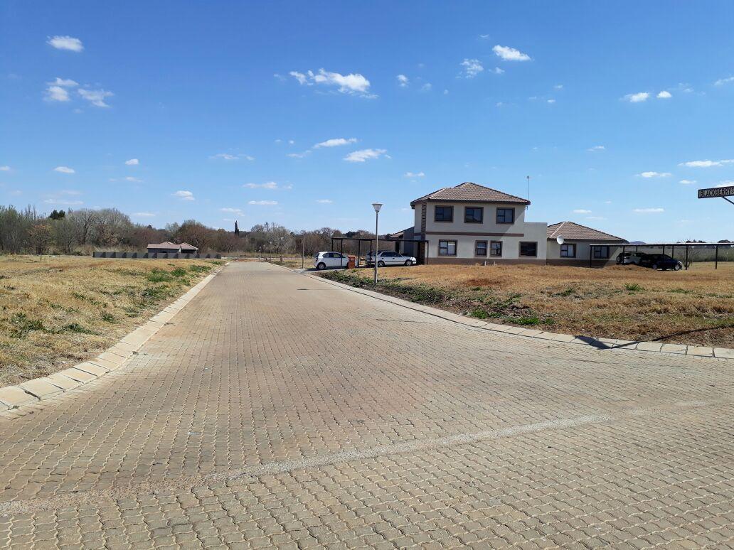 Vacant Land Residential For Sale In Van Der Hoff Park
