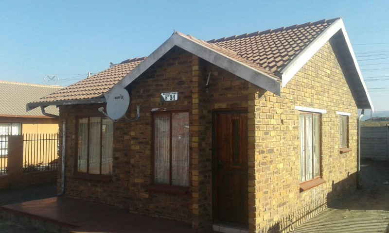 2 BedroomHouse For Sale In Boitekong