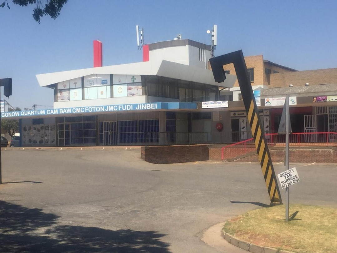 COMMERCIAL FOR SALE IN LINDHAVEN ROODEPOORT