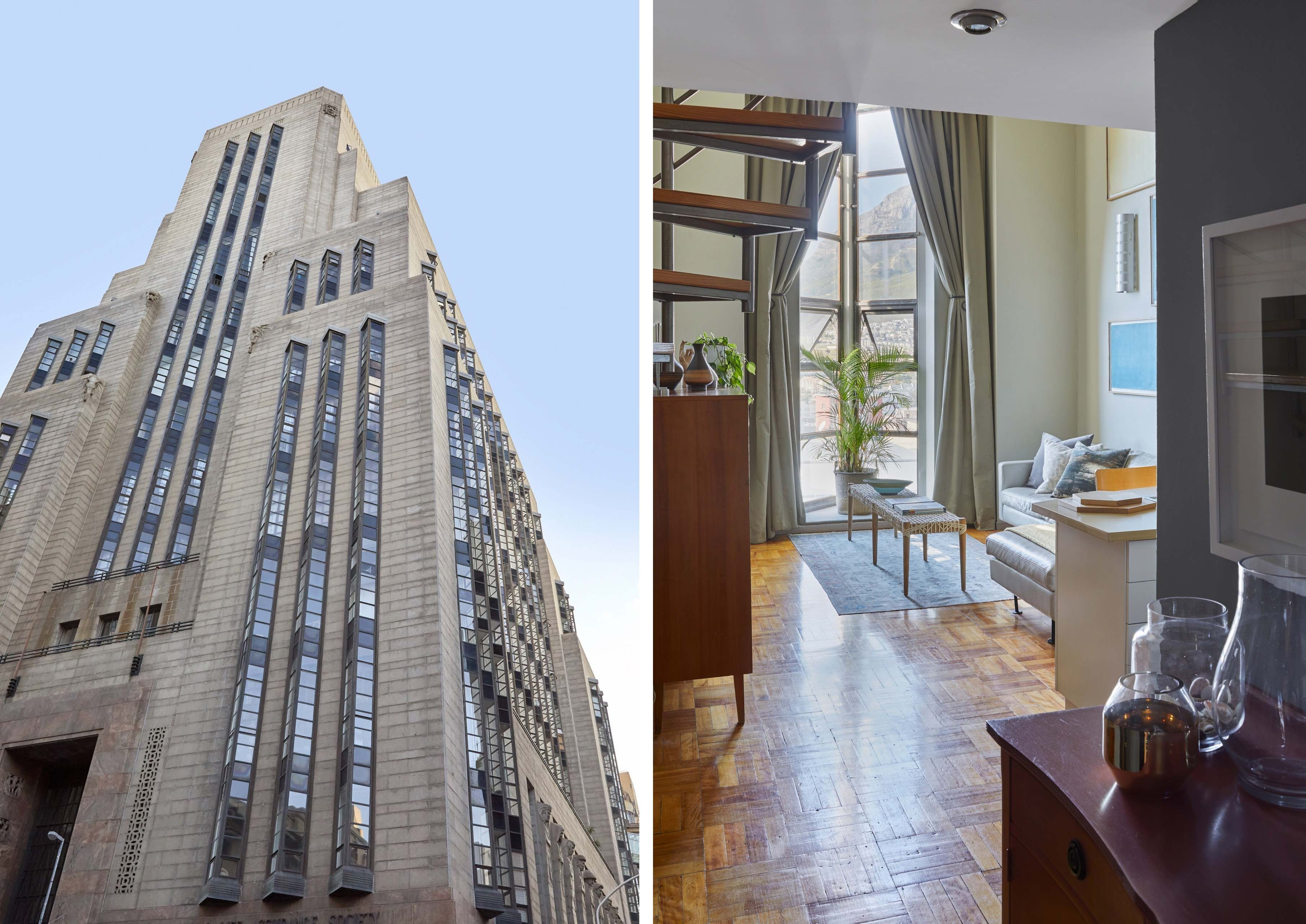 Loft  Apartment in Iconic Mutual Heights