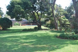 Large Garden, Home Featuring best Worlds Large House,