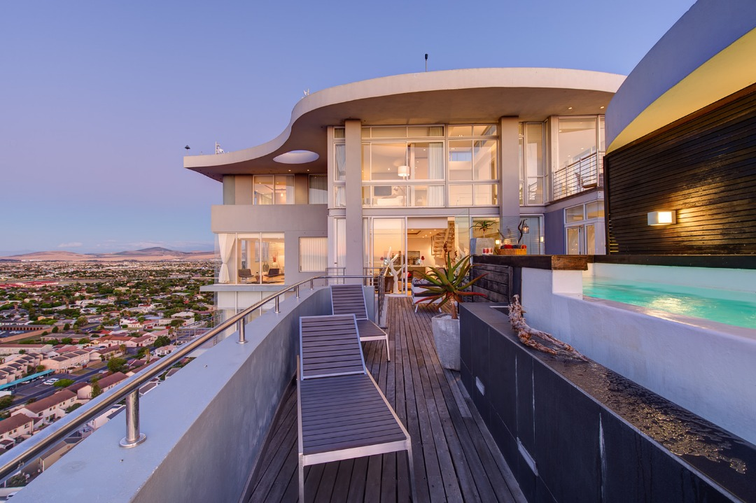 Exceptional Beachfront Penthouse