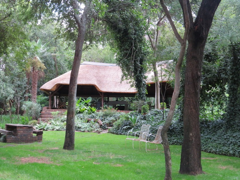 Small Holding For Sale in Parys Rural
