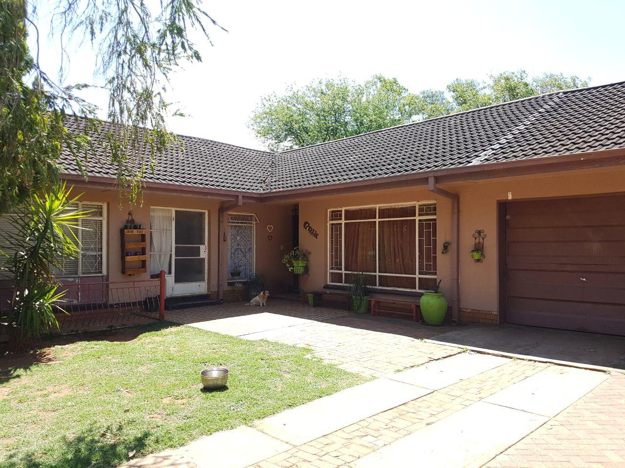 4 BedroomHouse For Sale In Stilfontein