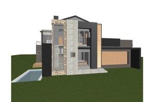 New Modern 4 Bedroom House in Boardwalk