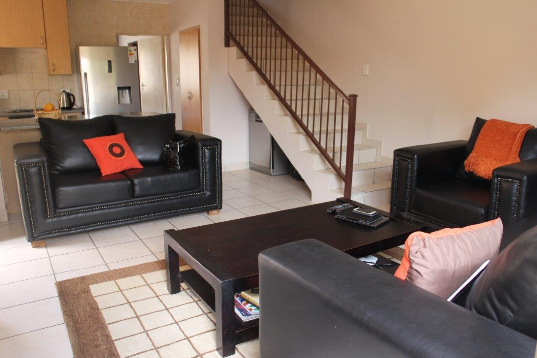 Neat 3 bedroom townhouse in an Estate