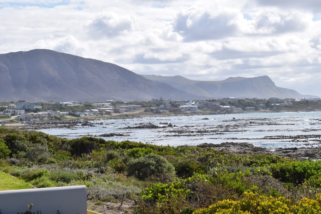 Uninterrupted Sea View plot at Kleinbaai.