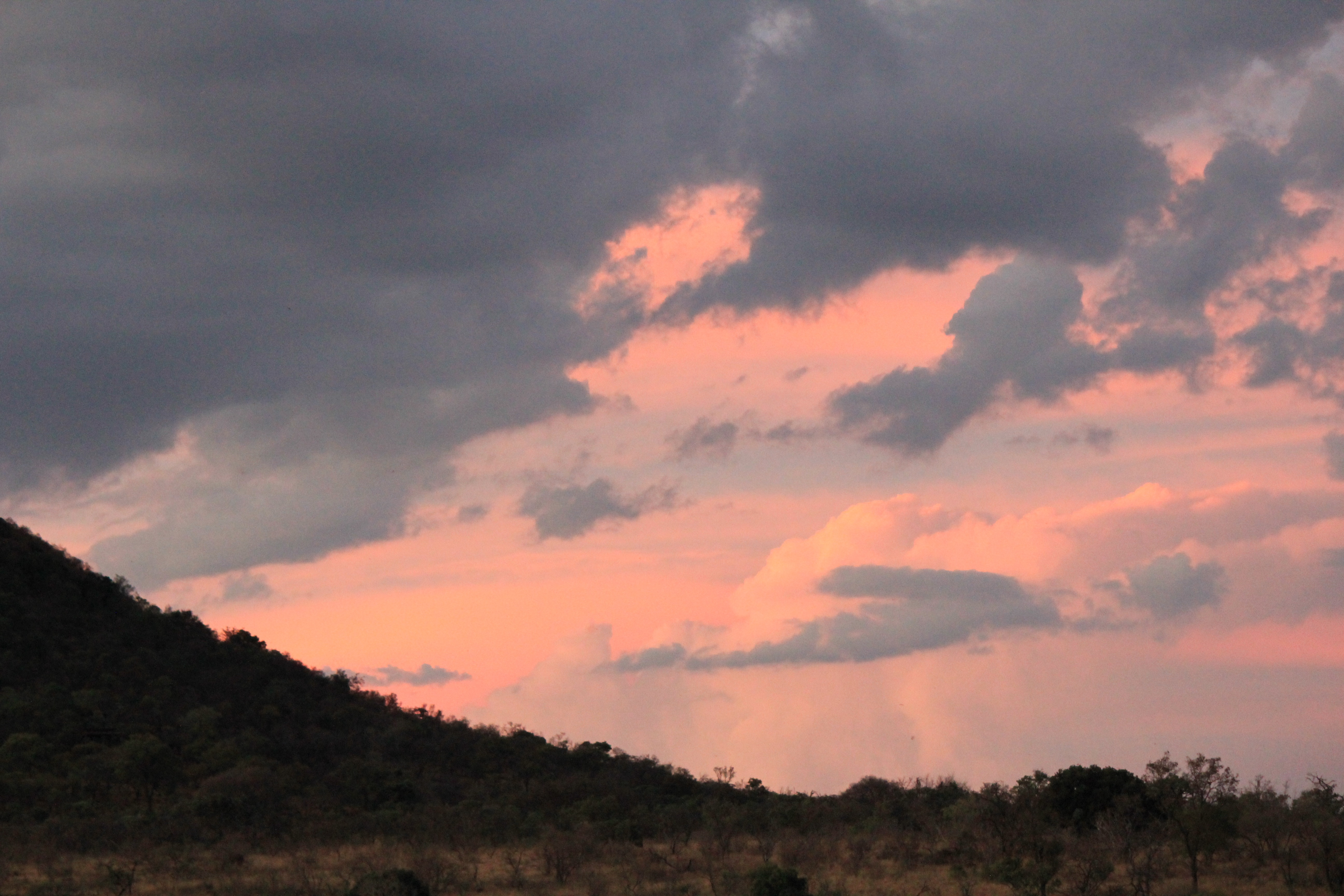 MAGNIFICENT VIEWS IN THE WATERBERG