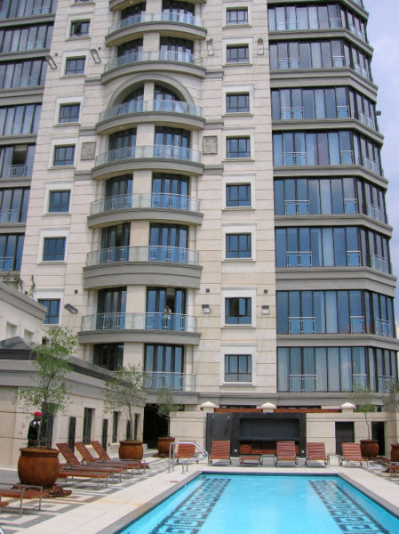 Magnificent Fully Furnished One Bedroom Apartment To Let at the Micheal Angelo Towers
