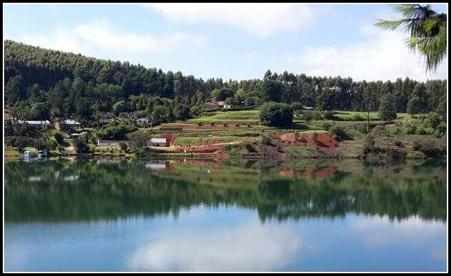 Your Chance For Uninterrupted Water Views at Ebenezer Dam