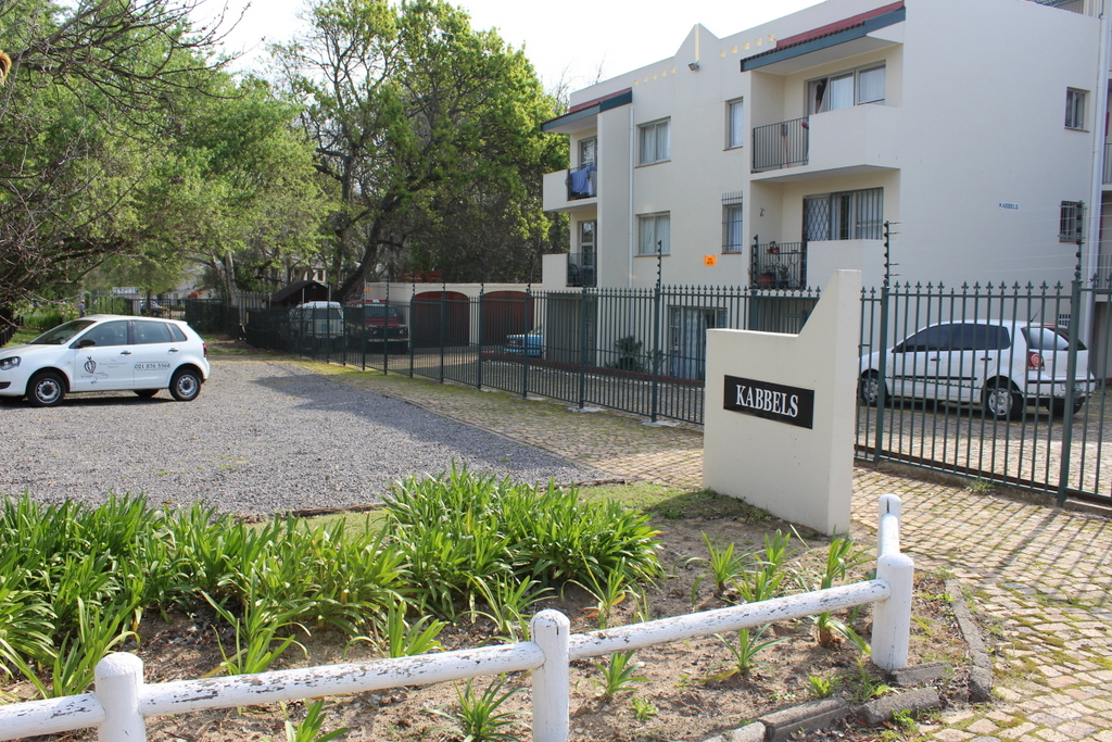 1 BedroomApartment Pending Sale In Stellenbosch Central