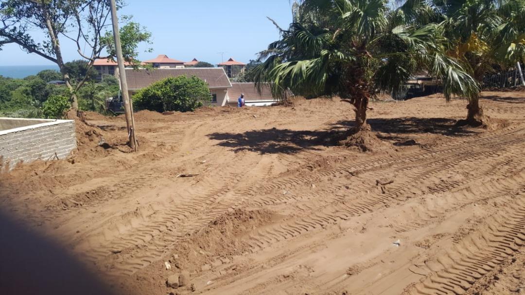 Zinkwazi beach Developement