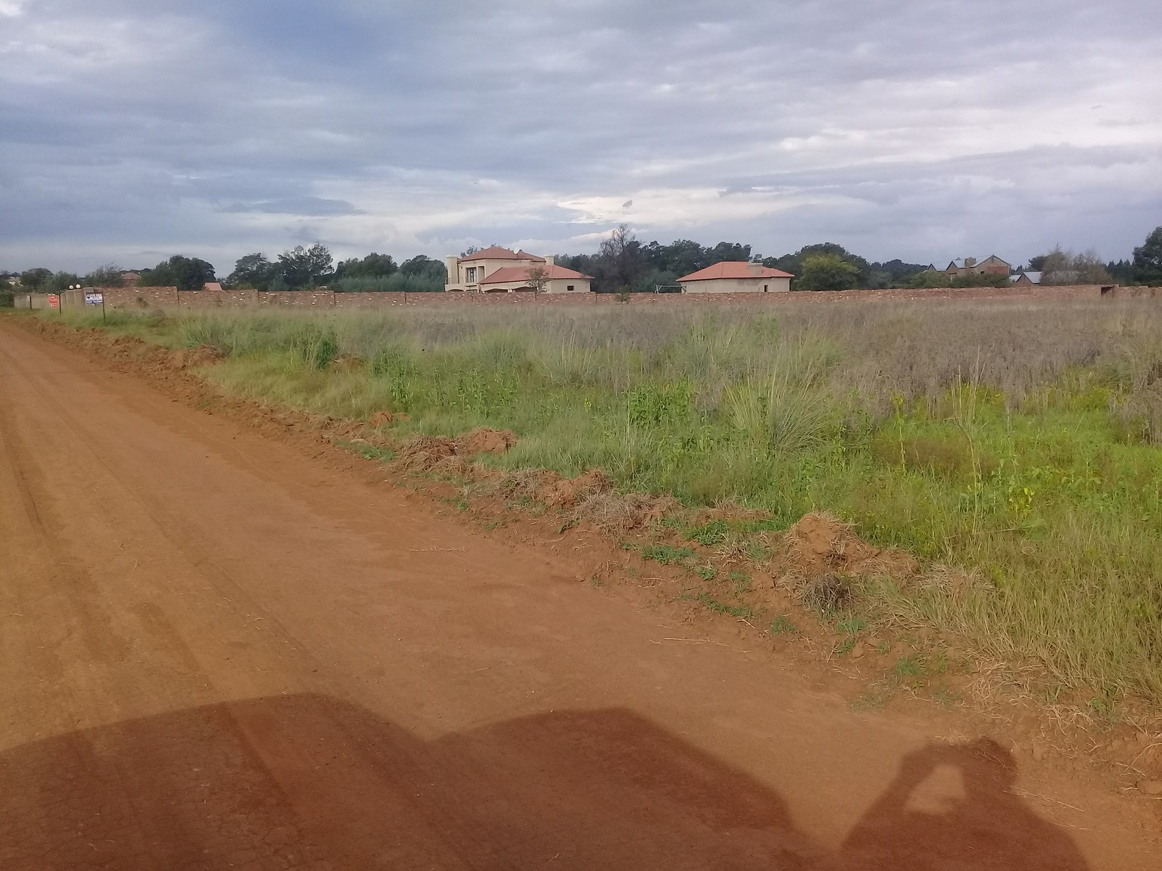 A NICE PLOT IN RIETVLEI VIEW COUNTRY ESTATE