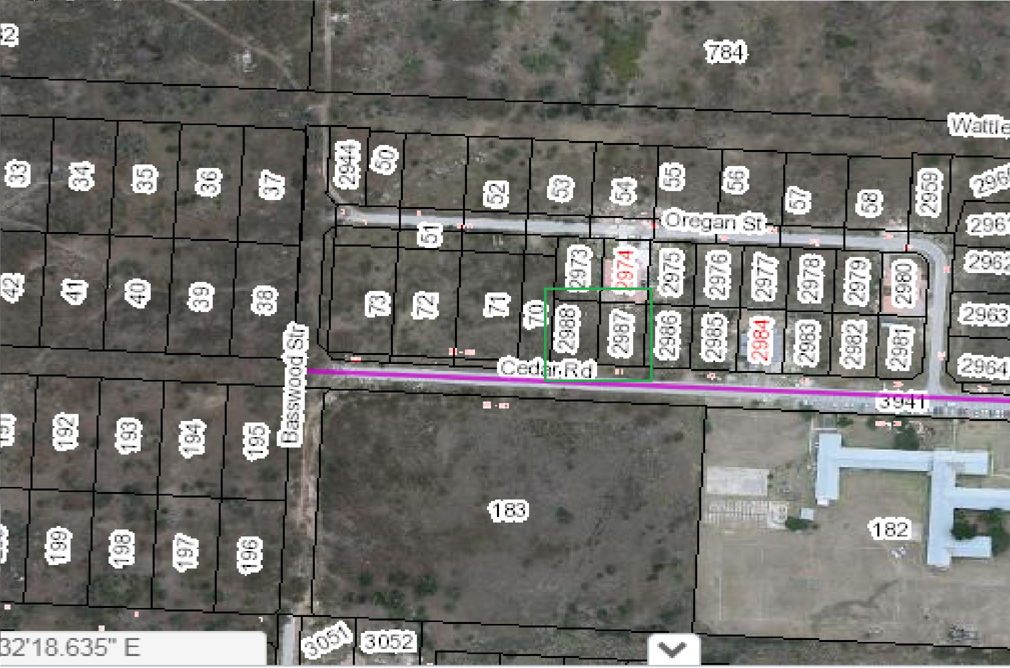 Vacant Land Residential For Sale In Fairview