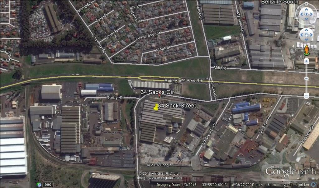 Vacant Land Commercial To Rent In Bellville South