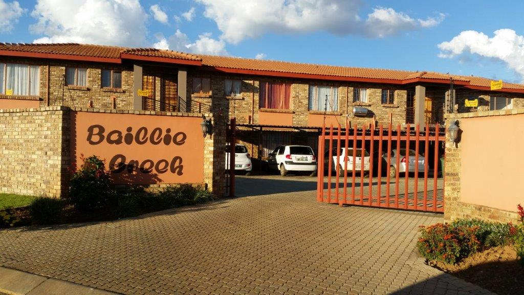 2 BedroomApartment For Sale In Baillie Park