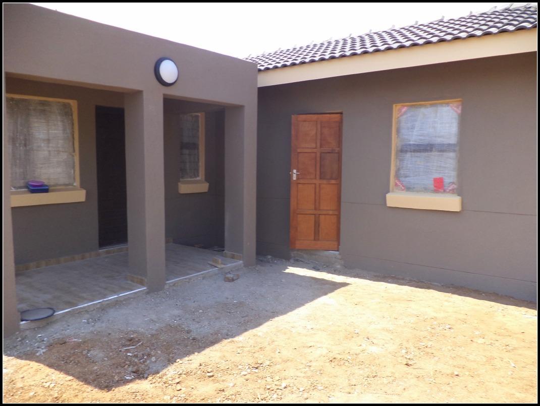 NEWLY BUILD 3 BED - FULL HOUSE MASHLASEDI