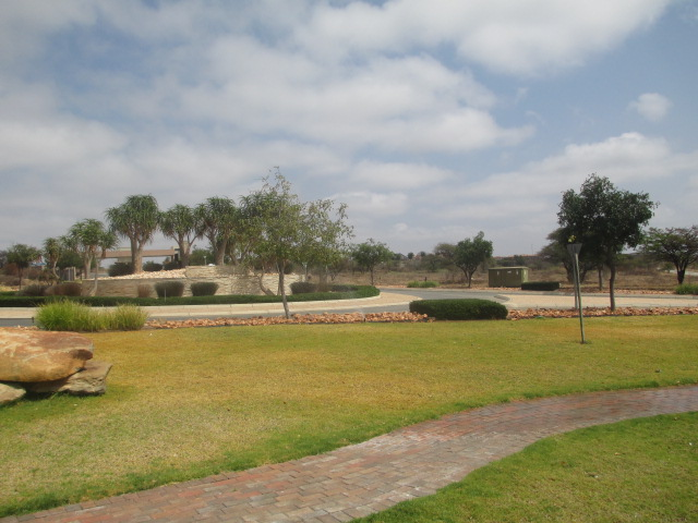 Prime stand in a security estate for sale