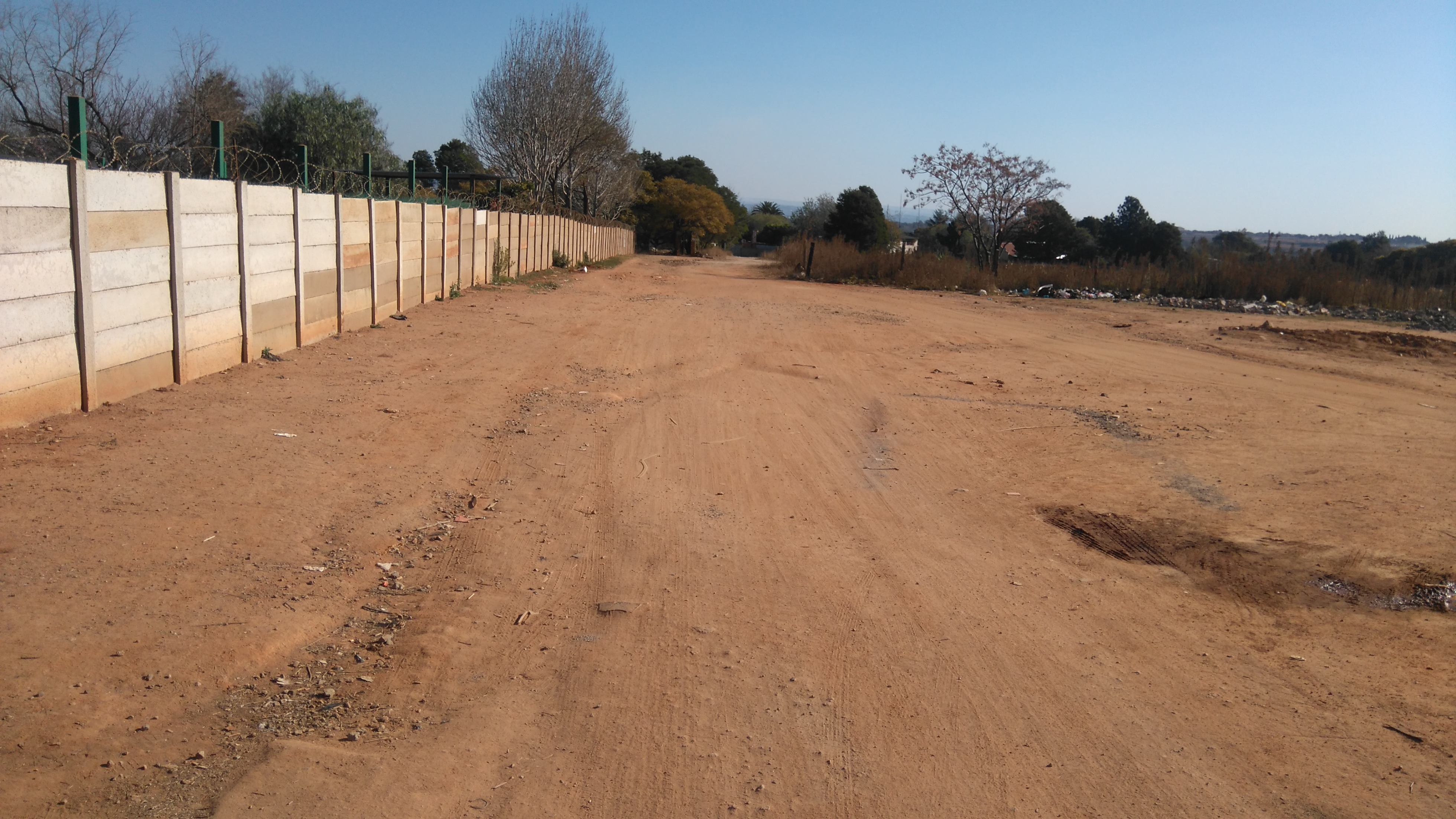 Agricultural Plot with rental income