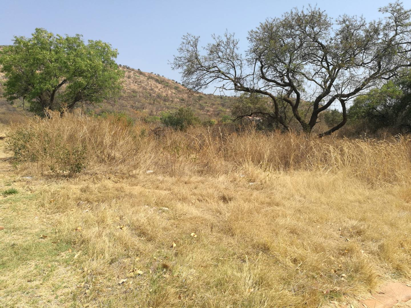 Vacant land in Magalies