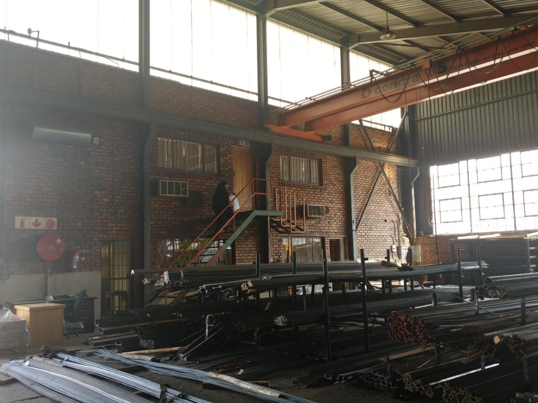 FACTORY FOR SALE / GREAT BUSINESS OPPORTUNITY, GERMISTON!!!