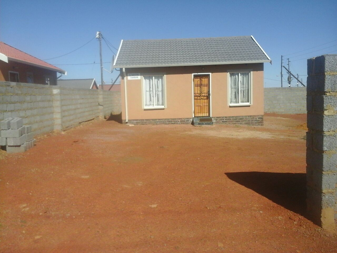 2 BedroomHouse For Sale In Evaton