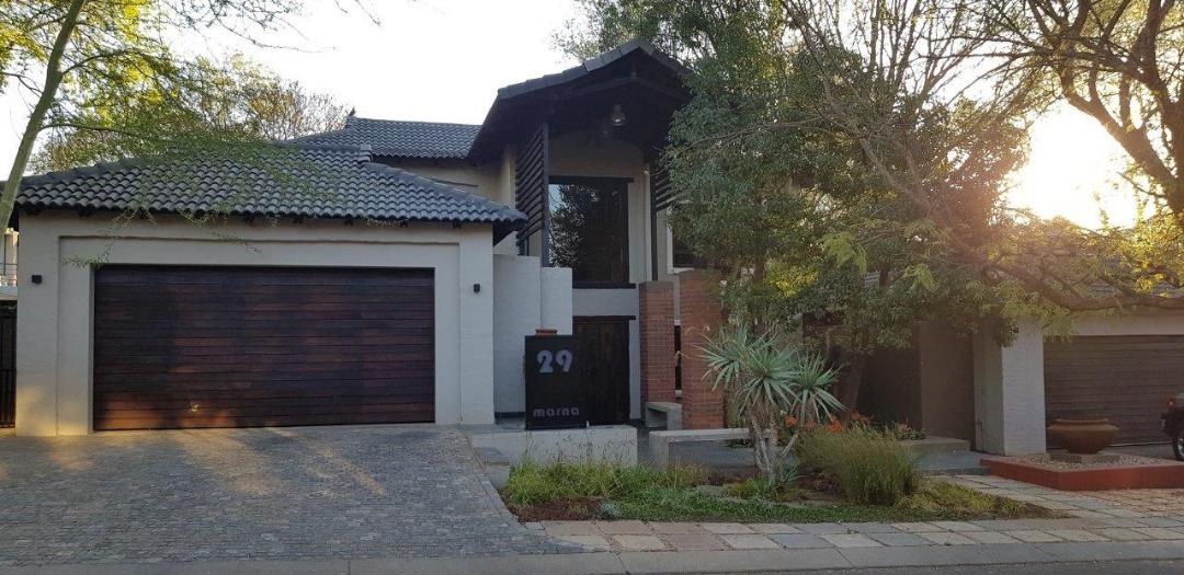 Beautiful home in a secure Estate