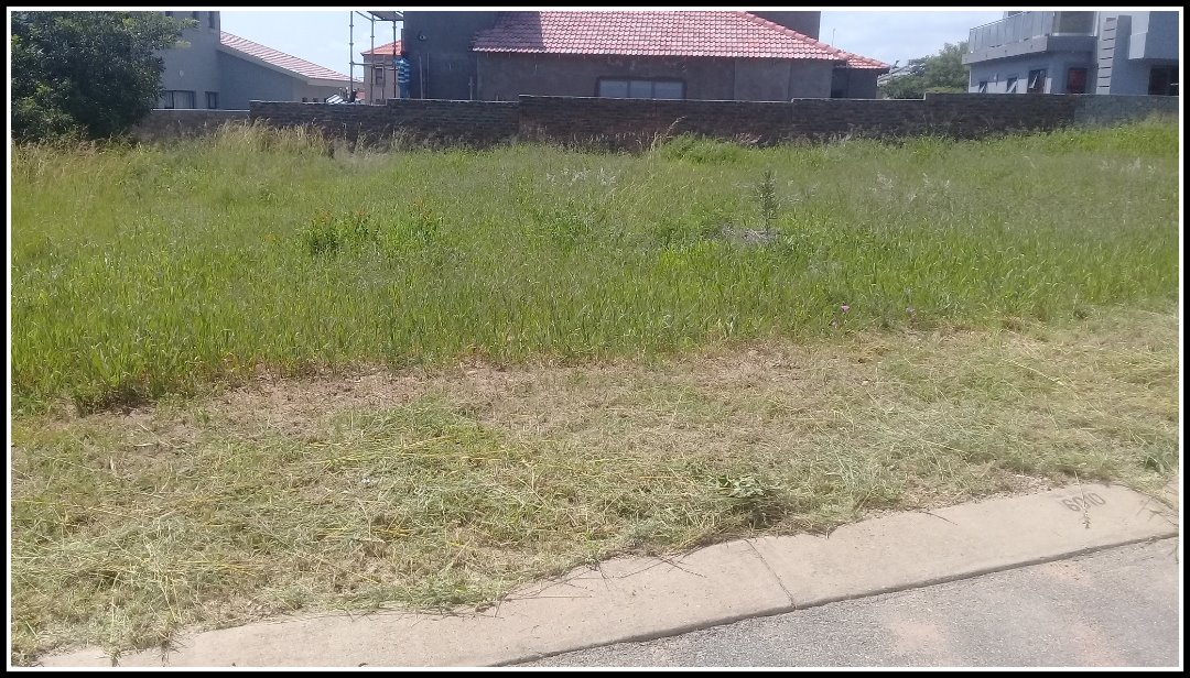 A great opportunity to build ur own house at a vacant land