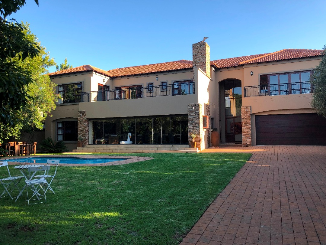 Peace and Serenity in this 5 Bedroom House in Midstream Estate