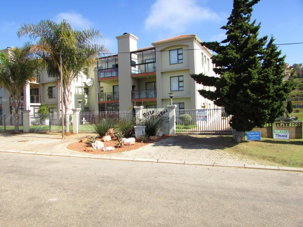 Holiday apartment in safe Complex in Hartenbos, Mossel Bay