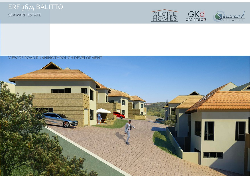 3 BedroomTownhouse For Sale In Seaward Estate