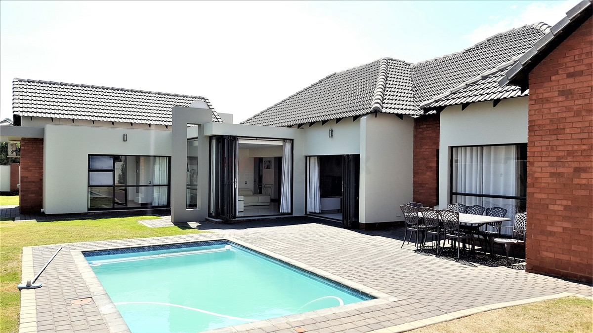 4 BedroomHouse For Sale In Meyersdal Nature Estate
