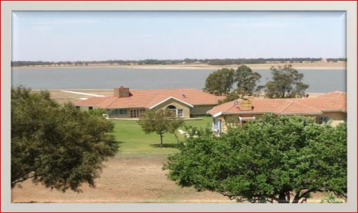 PENINSULA ON VAAL ECO ESTATE, VAAL DAM