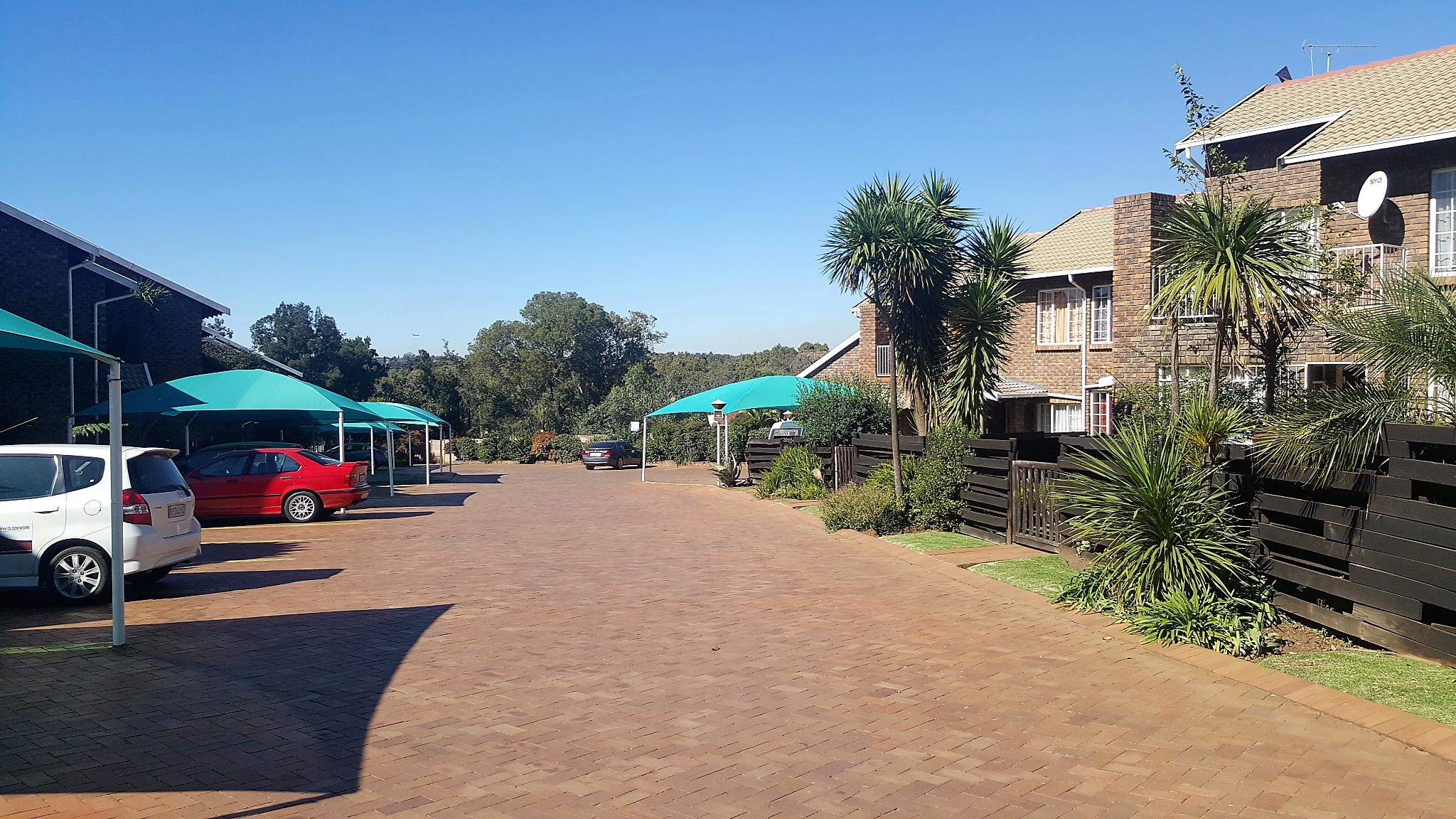 2 BedroomTownhouse For Sale In Van Riebeeck Park