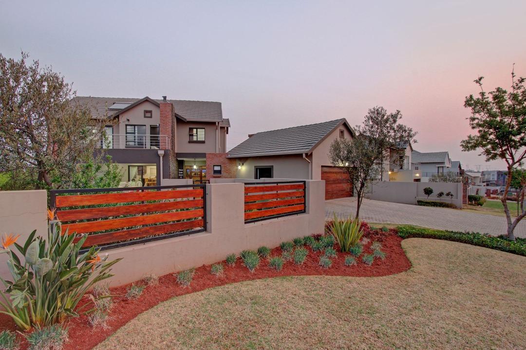 The Picture-perfect home in The Hills Eco Lifestyle Estate.