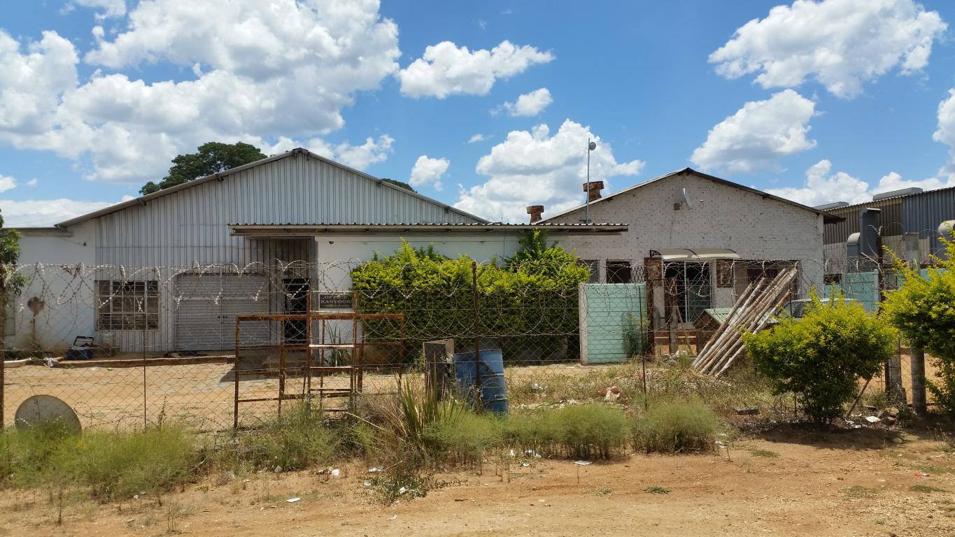 Industrial Property with Potential In Louis Trichardt