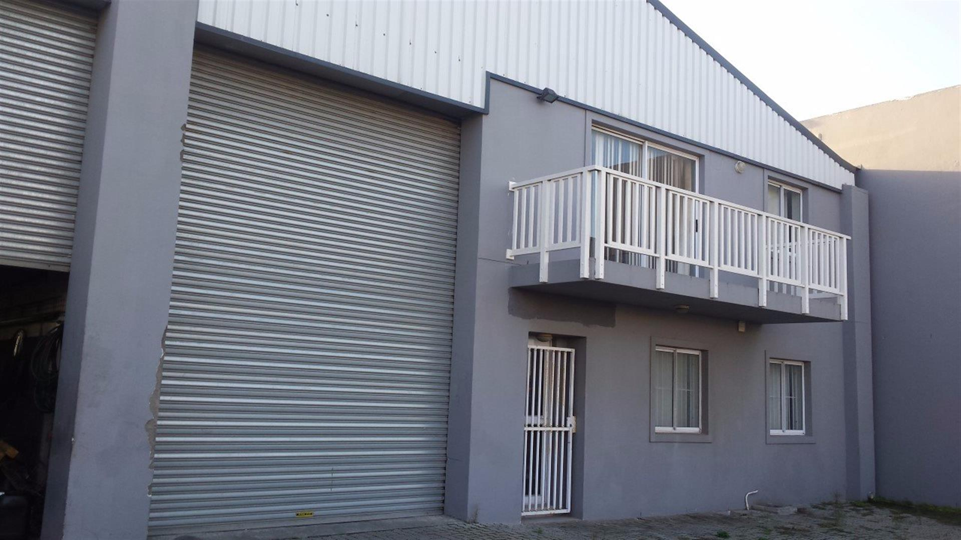 280 m2 Sectional Title Factory FOR SALE Saxenburg Park 2 Blackheath @ R 5 265 /m2 = R 1 474 200 + VAT