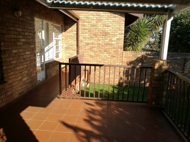 3 BedroomTownhouse For Sale In Bergbron