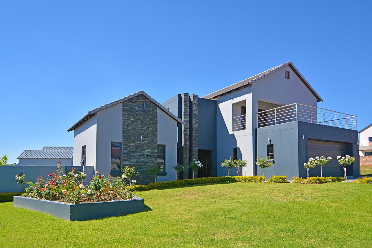 Contemporary Copperleaf Home