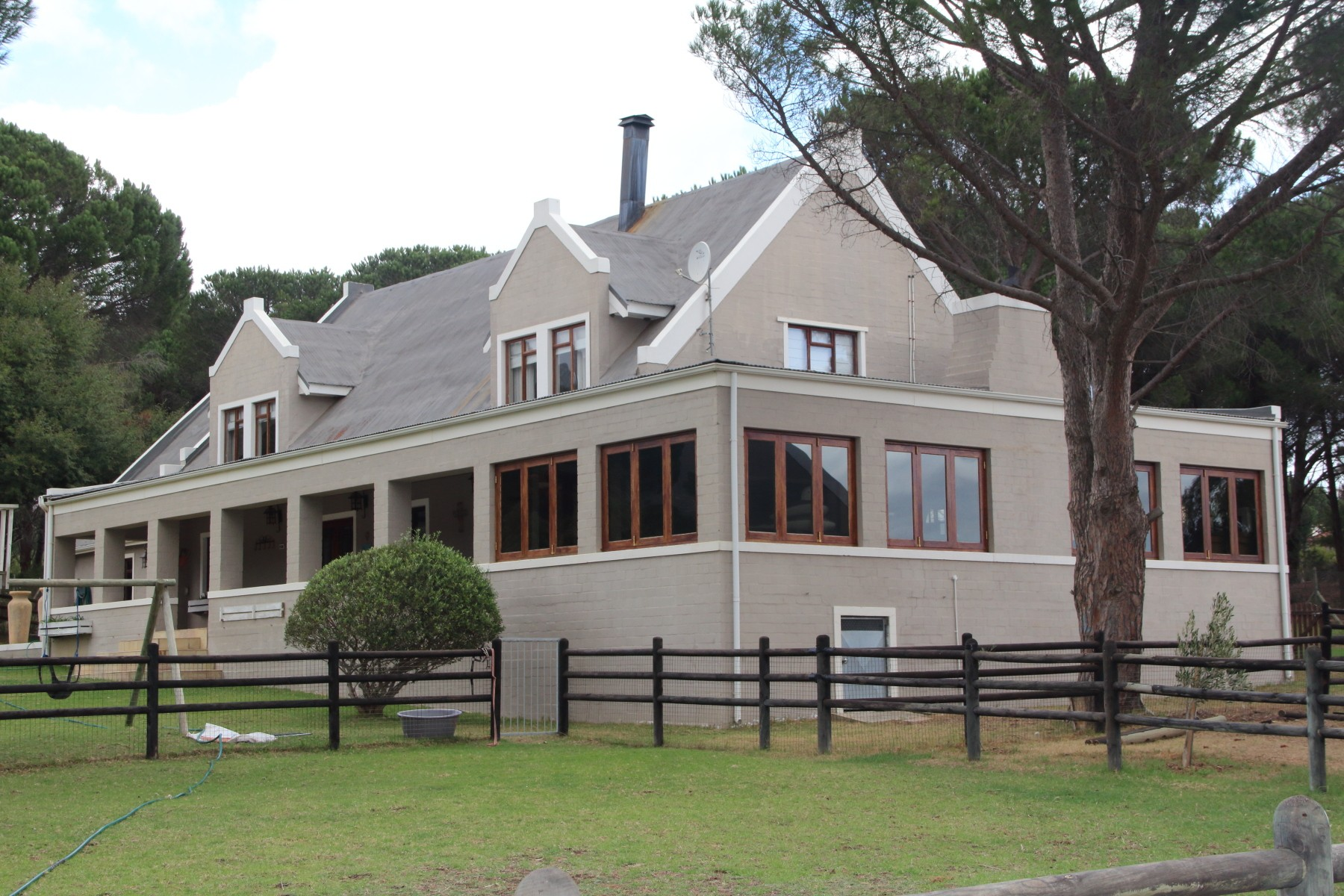 A Natural High - Explore the vast possibilities of Country Estate Living