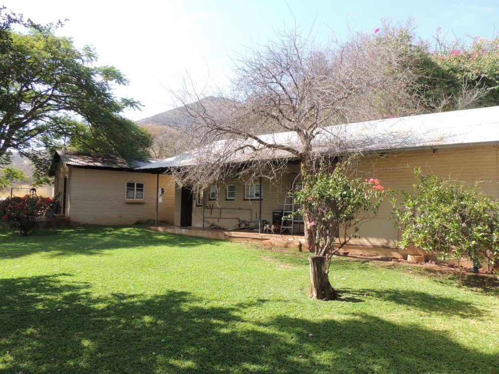 4 BedroomSmall Holding For Sale In Thabazimbi
