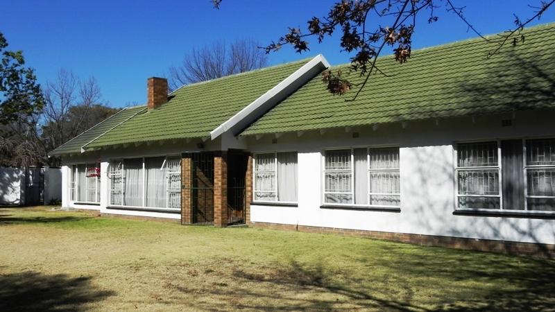 4 BedroomHouse For Sale In Sasolburg