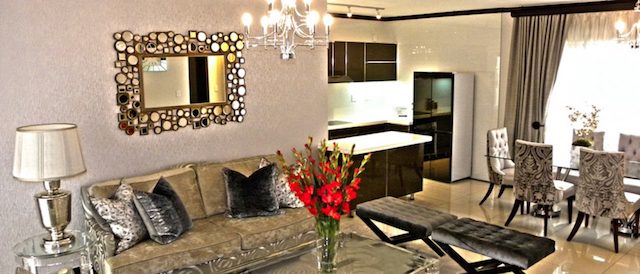 3 Bedroom Cluster for sale in Fourways ENT0040124 : photo#2